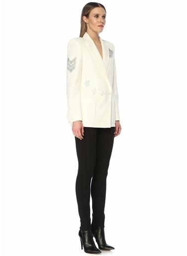 Zadig&Voltaire Ceket Beyaz